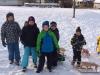 Zimski športni dan - 3. razred